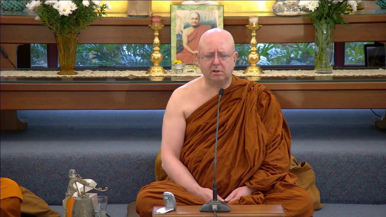 Guided Meditation | Ajahn Brahm | 4 May 2019