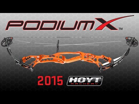 Hoyt Podium X 2015