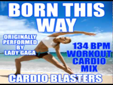 Cardio Blasters Born This Way video