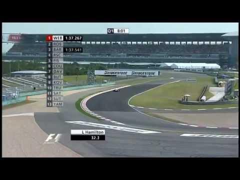 F1 Shangai 2007 Lewis Hamilton McLaren Mercedes MP4/22