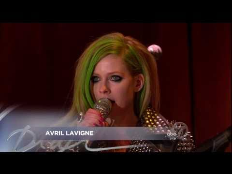 Pat Benatar and Avril Lavigne - Love Is a Battlefield on Oprah - April 2011 HD