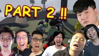 PART 2 RAME2 SERU CUY - Human Fall Flat Indonesia Funny Moments