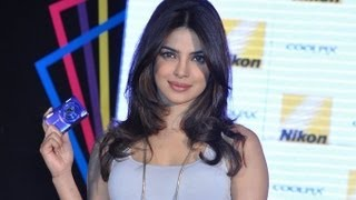 Priyanka Chopra At Nikon's New Camera Launch