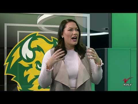 FCS Quarter-Finals: NDSU vs Colgate Pre-Game Show
