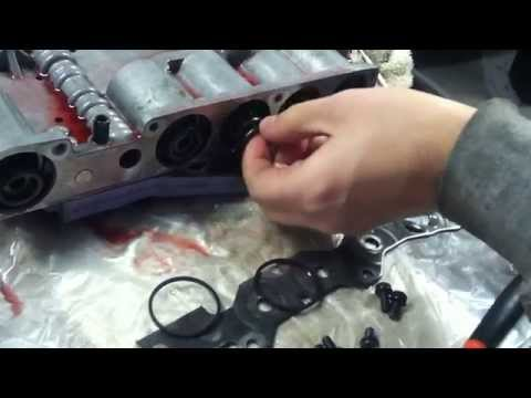 45rfe &545rfe shift kit Installation