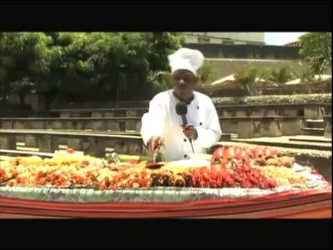 Masterchef South Africa Episode 13 -The Forodhani Food Market Challenge. [1 of 15 Fisherman George]