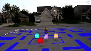 Real Life Pac-Man