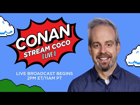 Stream Coco LIVE Feat. Scott Aukerman From Comedy Bang! Bang!