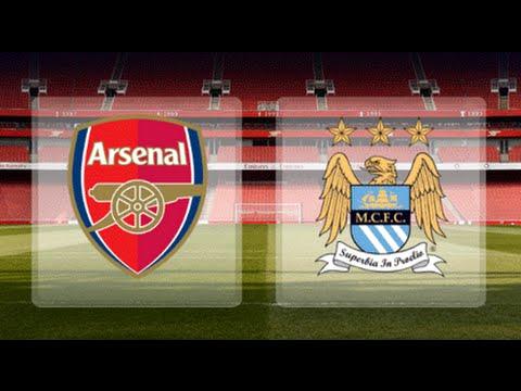 Arsenal 3 X 0 Manchester City: 2014/2015 super copa