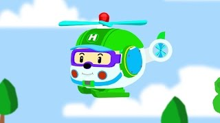 Robocar Helly mini cartoon