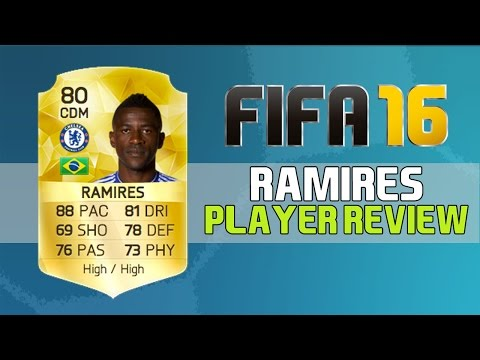 RAMIRES Player Review - FIFA 16 Ultimate Team