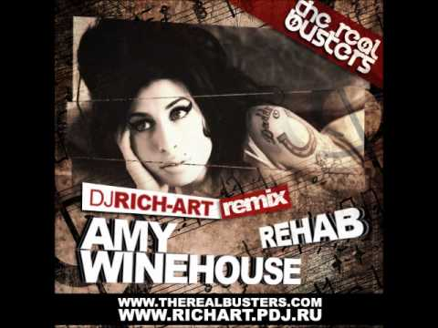 Amy Winehouse - Rehab (DJ RICH-ART Remix)