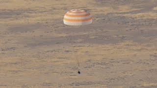 Expedition 60 Crew Returns Safely from the Space Station on This Week @NASA – Oct 4, 2019