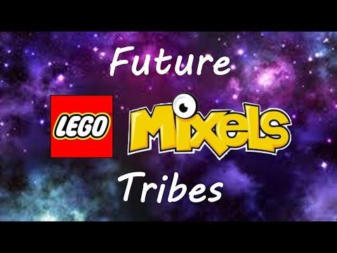 FUTURE LEGO MIXELS TRIBES: Teachers, Sport Team, Olympic Tribe?!