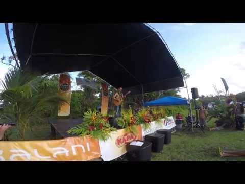 Makana- Nectarine live @ the Puna Music Festival May 3, 2015 (with ASL translation)