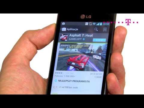 LG Swift L5 (E610) - klasa średnia