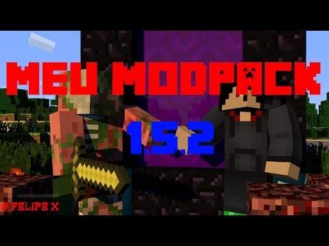 Pack De Mods 1.5.2! Épico! + Pasta .minecraft