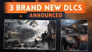 ► RUSSIAN DLC CONFIRMED + 3 NEW DLCS REVEALED! - Battlefield 1