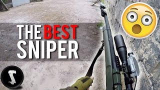 The Best Airsoft Sniper Money Can Buy.