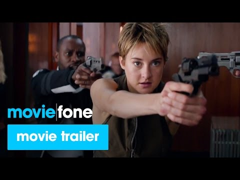 'Insurgent' Trailer #4 (2015): Shailene Woodley, Theo James