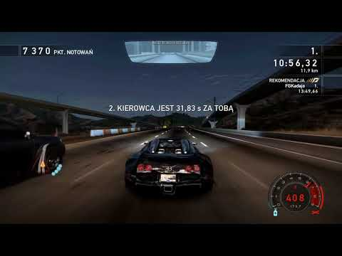 NFS Hot Pursuit: Final Race - Bugatti Veyron Grand Sport [1080p]