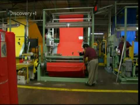 How Its Made - Fire/Heat Resistant Clothing