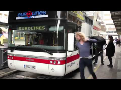 EUROLINES - LOW COST BUS TRAVEL IN EUROPE