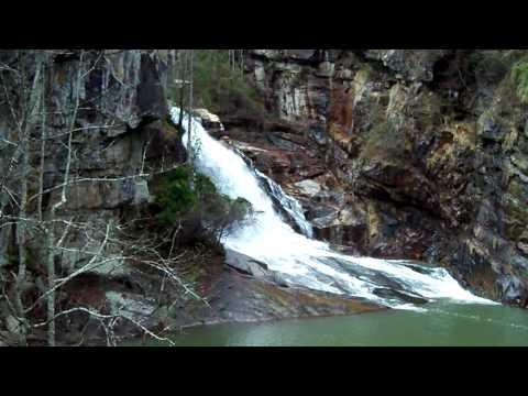 Tallulah Falls as described by Satan