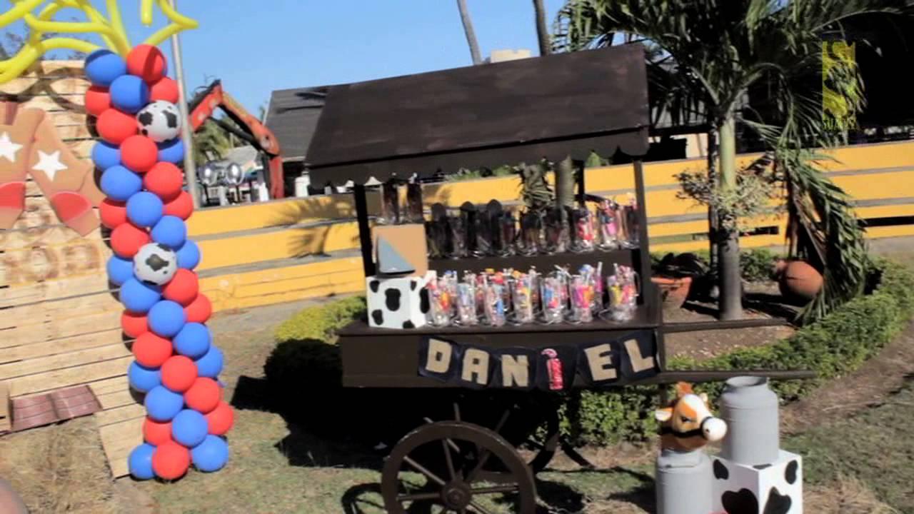 Decoraciones Infantiles Para Parques