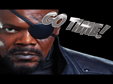 Marvel Super Hero Squad Online Nick Fury/Shield Crushbot Gameplay- HD