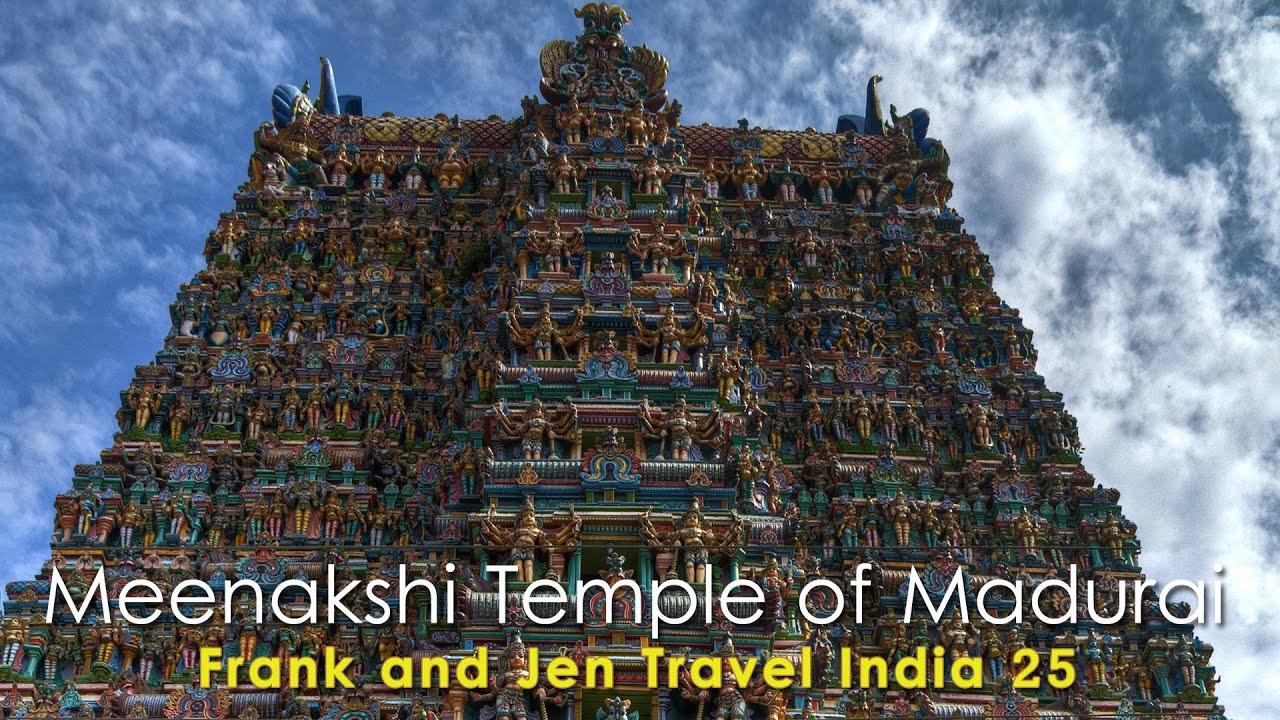 Meenakshi Temple India Meenakshi Temple of Madurai