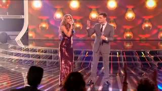 Stacey Solomon And Michael Buble - The X Factor