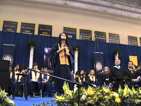 Sabaa Sharma - Lausanne Collegiate School's Baccalaureate 2013
