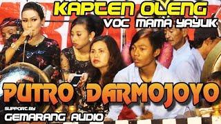 Lagu Jaranan Terbaru KAPTEN OLENG Voc Mama YAYUK   PUTRO DARMOJOYO Live Maron Banyakan Kediri 2018