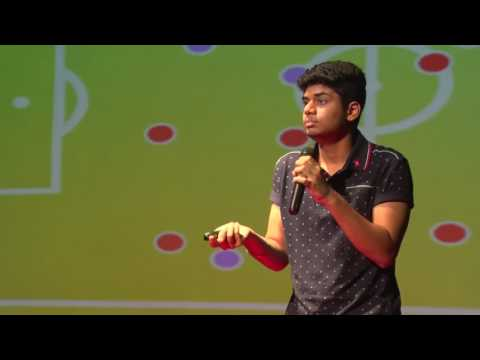 Offside Line Technology | Chinmay Naik | TEDxOOBSchool