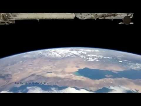 Pulstar - Vangelis- [with ISS time lapse footage]