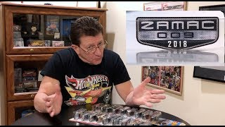 Hot Wheels ZAMAC Cars all 18 for 2018 | Hot Wheels