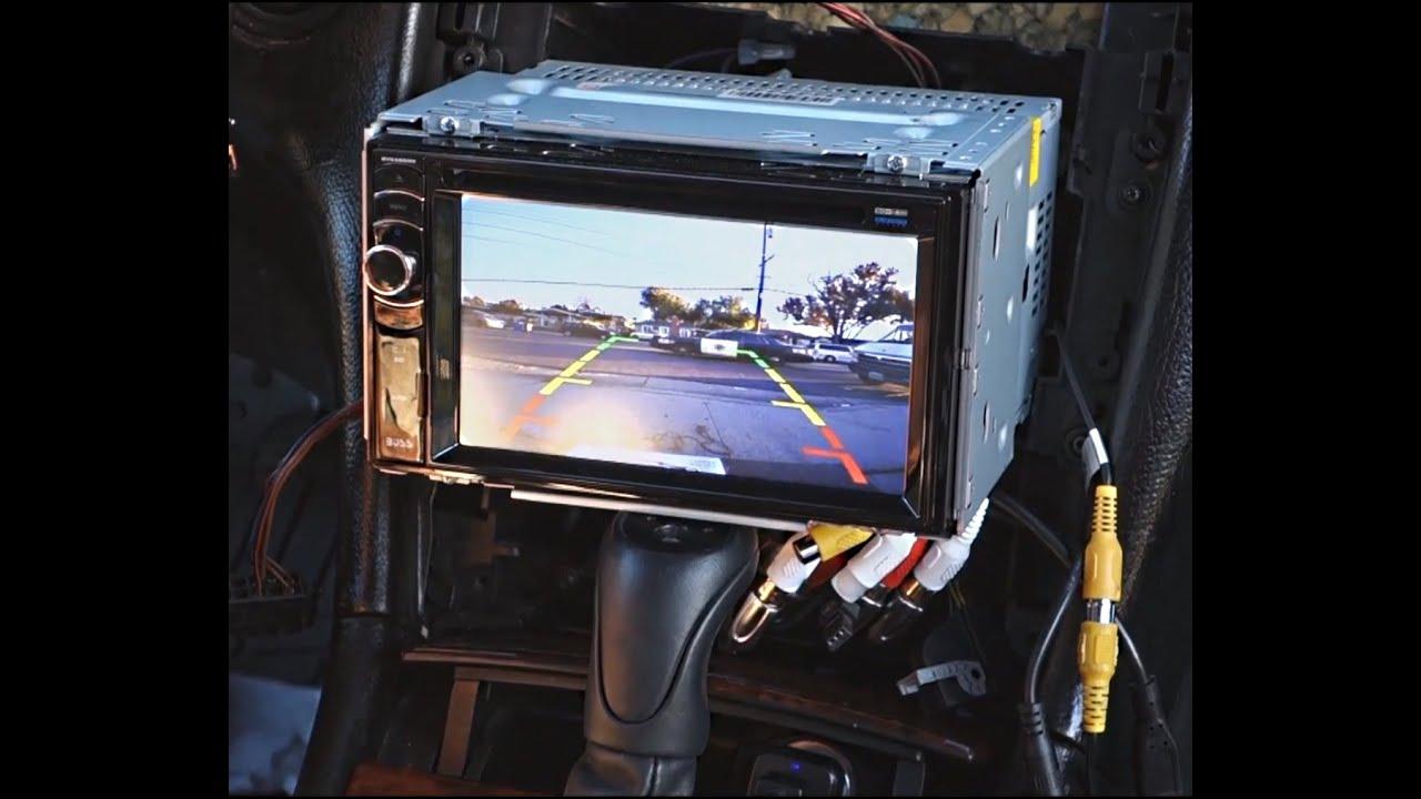 Backup Camera For Mercedes C Command