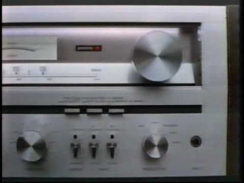 Kenwood Receivers 1979 TV commercial