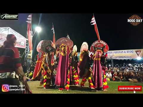 Rogo Samboyo Putro Live Mako Brimob Kediri (RICUH)