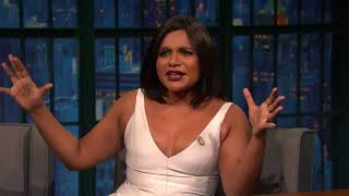 Mindy Kaling FUNNY Moments Funny Moments
