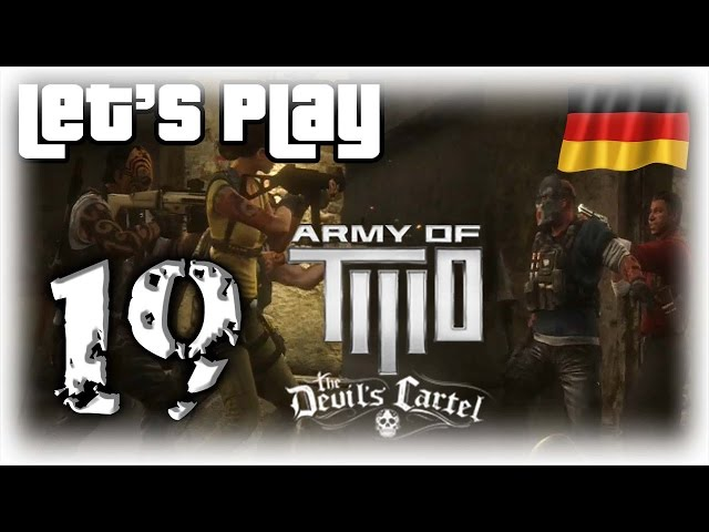 Army of Two TDC #19 - In der Geisterstadt - Let's Play Army of Two: The Devil's Cartel