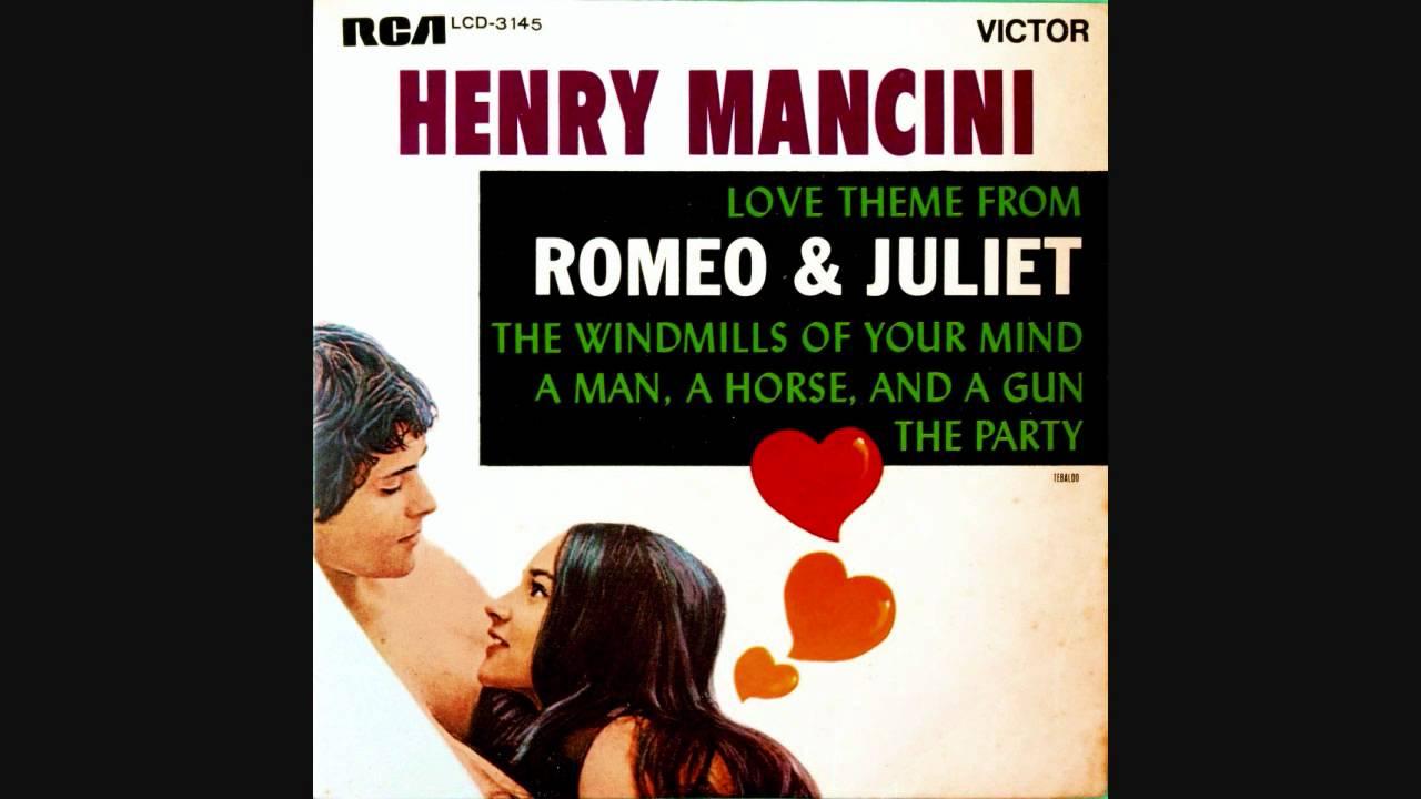 Love theme romeo and juliet