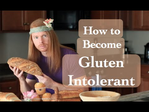 How to Become Gluten Intolerant (Funny) - Ultra Spiritual Life episode 12 - with JP Sears