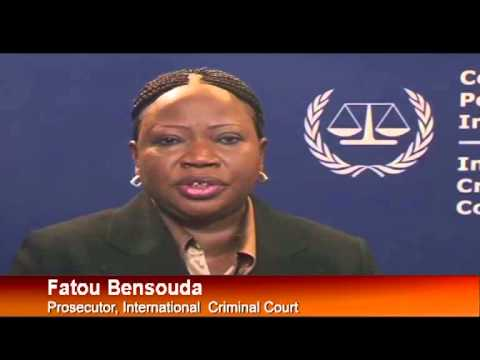 ICC Prosecutor, Fatou Bensouda On Electoral Violence