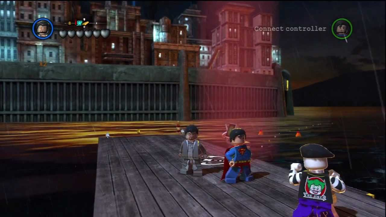 lego batman 2 dc super heroes   general zod gameplay and