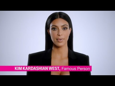 Kim Kardashian's T-Mobile 2015 Super Bowl Commercial – VIDEO!