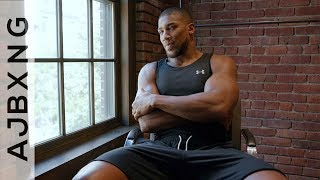 My Loss From My Side ~ Anthony Joshua