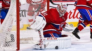 Carey Price passes Jacques Plante to set Canadiens win mark at 315