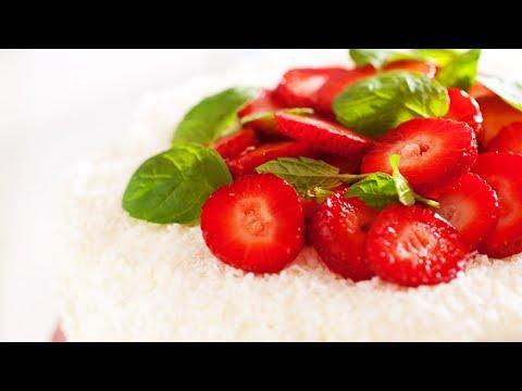 Błyskawiczny Tort Limonkowy [lawendowy Dom] video
